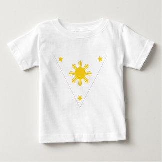 Flag of the Philippines - Tatlong Bituin at Isang Baby T-Shirt