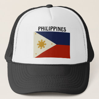 Flag of the Philippines Trucker Hat