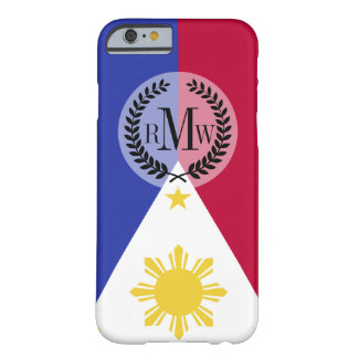 Flag of the Phillipines Barely There iPhone 6 Case