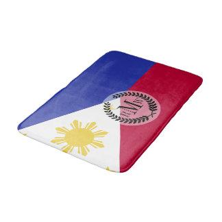 Flag of the Phillipines Bath Mat