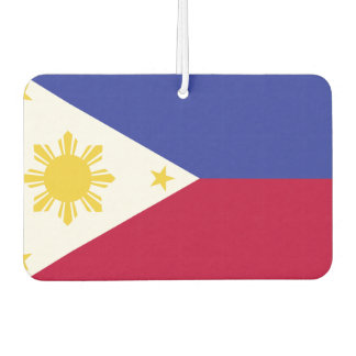 Flag of the Phillipines Car Air Freshener