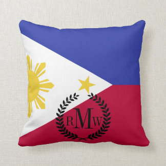 Flag of the Phillipines Cushion