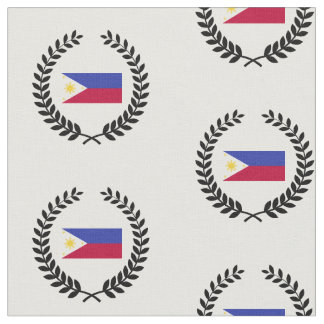 Flag of the Phillipines Fabric