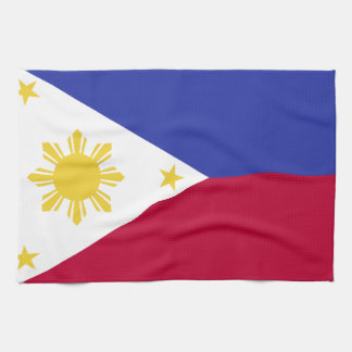 Flag of the Phillipines Tea Towel