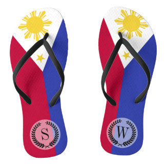 Flag of the Phillipines Thongs