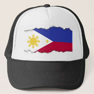 Flag of the Phillipines Trucker Hat