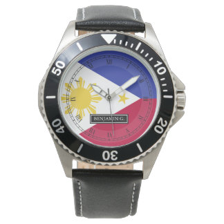 Flag of the Phillipines Watch