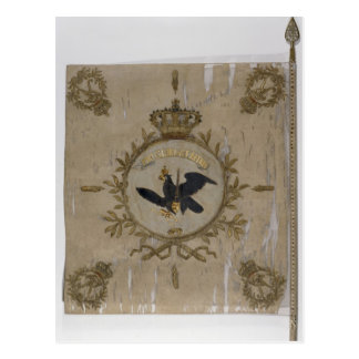 Flag of the Prussian Infantry Postcard