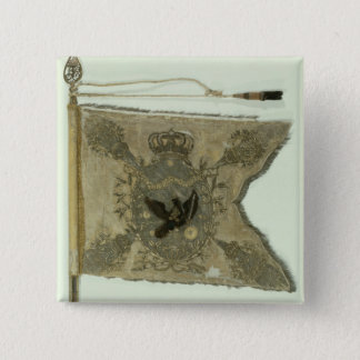 Flag of the Prussian Infantry under Frederick 15 Cm Square Badge