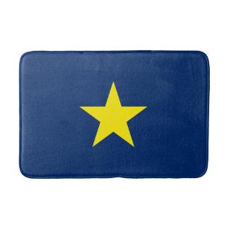 Flag of the Republic of Texas Bath Mats