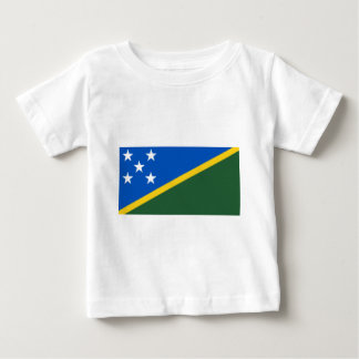 Flag_of_the_Solomon_Islands Baby T-Shirt
