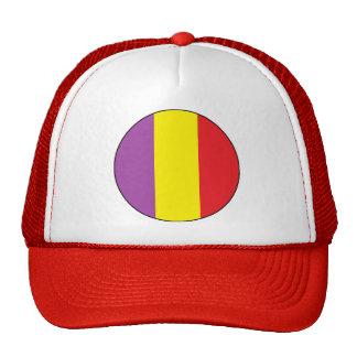 Flag of the Spanish Republic - Bandera Tricolor Cap