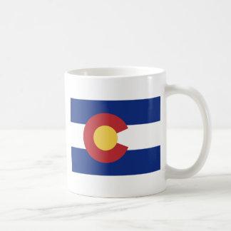 Flag of the State of Colorado Coffee Mug
