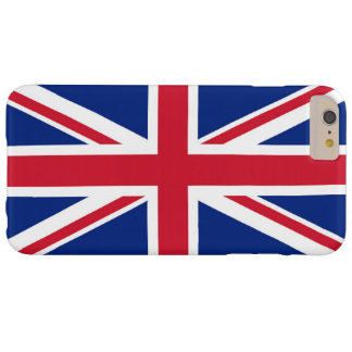 Flag of the United Kingdom Barely There iPhone 6 Plus Case
