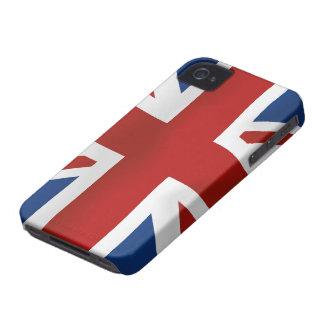 Flag of The United Kingdom Case-Mate iPhone 4 Case