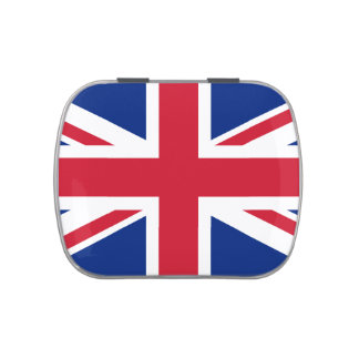 Flag of the United Kingdom Jelly Belly™ Candy Tin