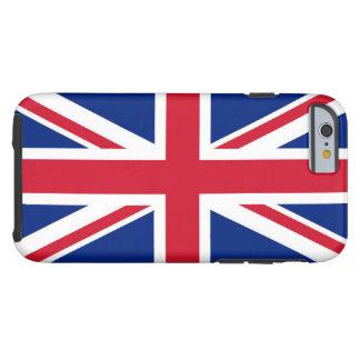 Flag of the United Kingdom Tough iPhone 6 Case