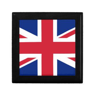 Flag of the United Kingdom (UK) aka Union Jack Gift Box