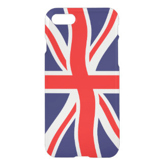 Flag of the United Kingdom + your ideas iPhone 7 Case