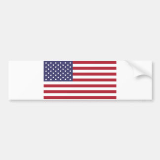 Flag of the United States Bumper Sticker