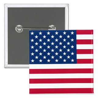 Flag of the United States of America Pin