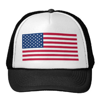 Flag of the United States of America Trucker Hat