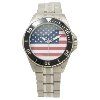 Flag of the United States of America Watch