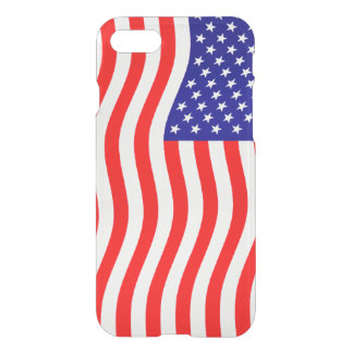 Flag of the United States of America - your ideas iPhone 7 Case
