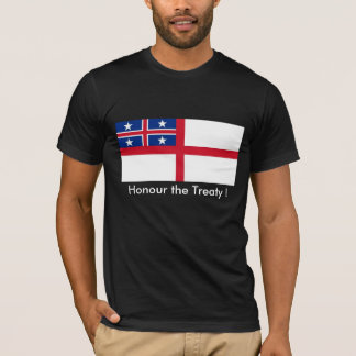 Flag of the United Tribes of New Zealand T-Shirt
