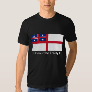 Flag of the United Tribes of New Zealand Tshirt