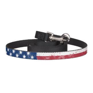 Flag of the USA Dog Lead