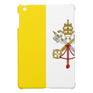 Flag_of_the_Vatican_City iPad Mini Cover