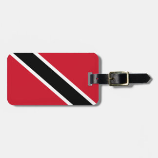 Flag of Trinidad and Tobago Easy ID Personal Luggage Tag