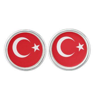 Flag of Turkey Cufflinks