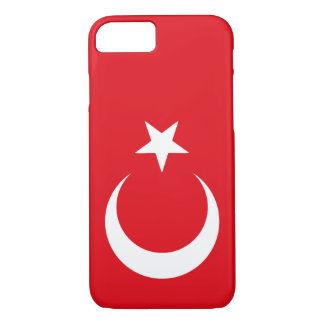 Flag of Turkey iPhone 7 Case