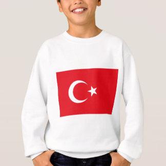 Flag of Turkey - Turkish flag - Türk bayrağı Sweatshirt