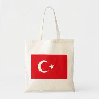 Flag of Turkey - Turkish flag - Türk bayrağı Tote Bag