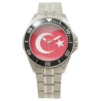 Flag of Turkey Watch