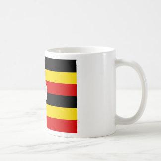 Flag of Uganda Coffee Mug