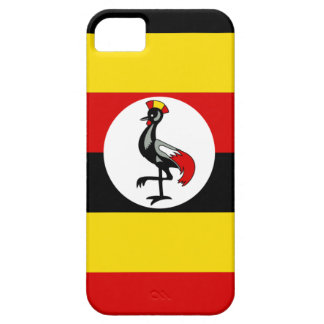 Flag of Uganda iPhone 5 Cases