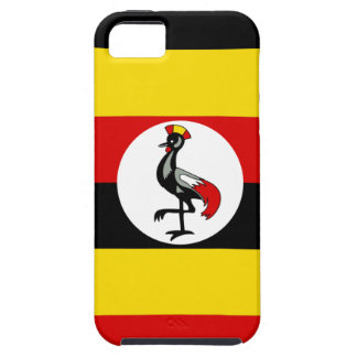Flag of Uganda Tough iPhone 5 Case