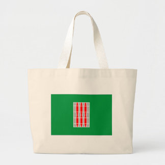 Flag_of_Umbria Large Tote Bag