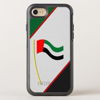 Flag of United Arab Emirates OtterBox Symmetry iPhone 8/7 Case