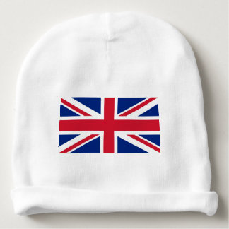 Flag of United Kingdom. Baby Beanie