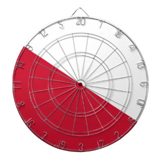 Flag of Utrecht (city) Dartboard