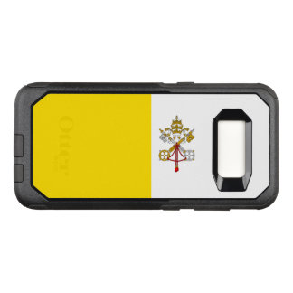 Flag of Vatican City Samsung OtterBox Case