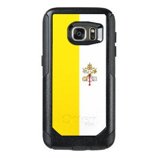 Flag of Vatican City Samsung OtterBox Case