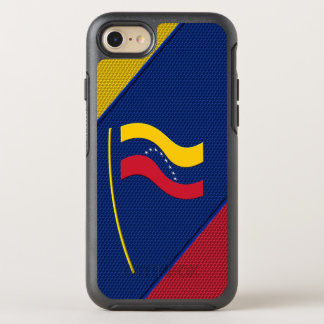 Flag of Venezuela OtterBox Symmetry iPhone 8/7 Case