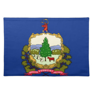 Flag Of Vermont Placemat
