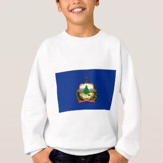 Flag Of Vermont Sweatshirt